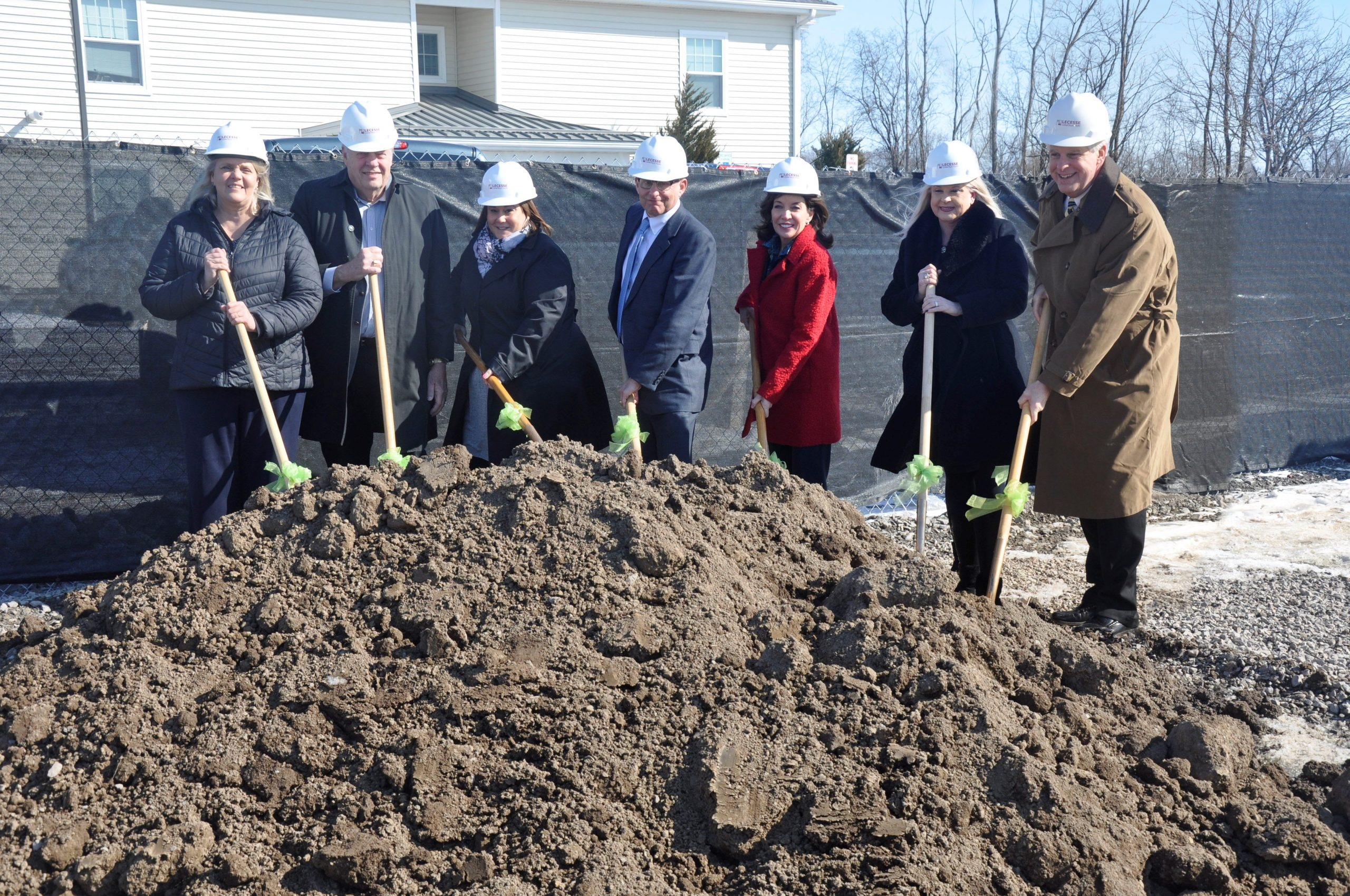 Ground broken on $9.7M affordable, supportive housing development in Canandaigua