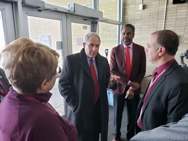Auburn superintendent goes to Albany, doubles-down on funding concerns for Upstate NY districts
