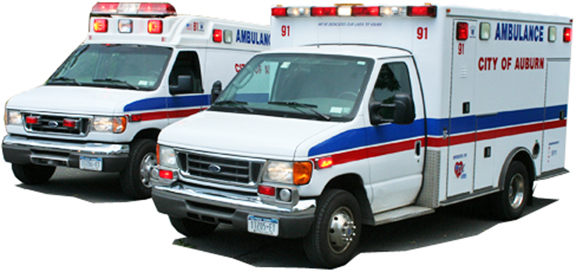 Auburn could manage its own ambulance service, instead of going with TLC